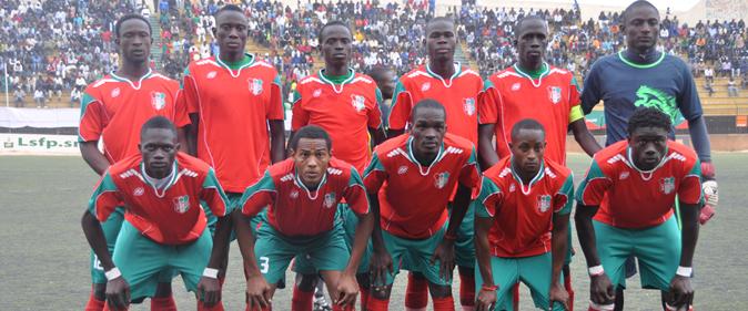 As Pikine et Olympique de Ngor en finale de la Coupe du Sénégal