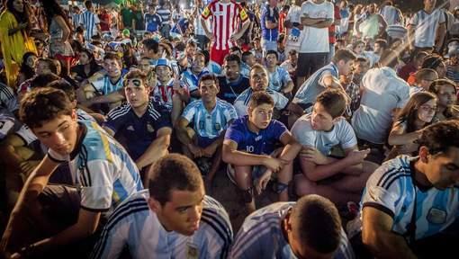 Invasion pacifique des Argentins à Rio de Janeiro