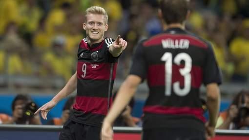 Allemagne-Argentine: les équipes probables