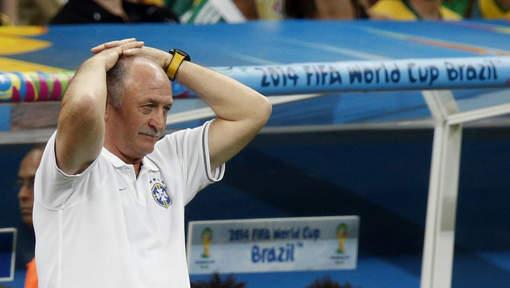 """Au revoir le Brésil, """"merci"""" Scolari?"""