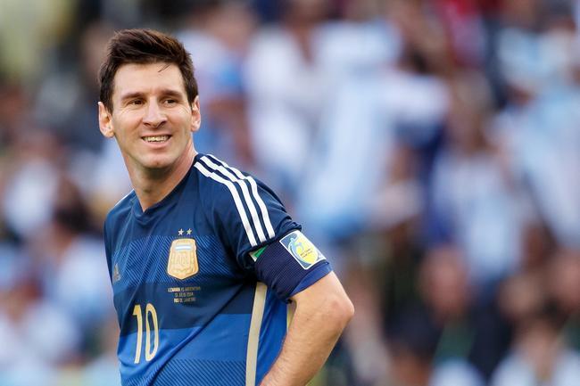Maigre consolation pour Messi