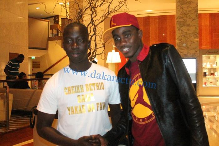 Bamba Faye et Waly Seck
