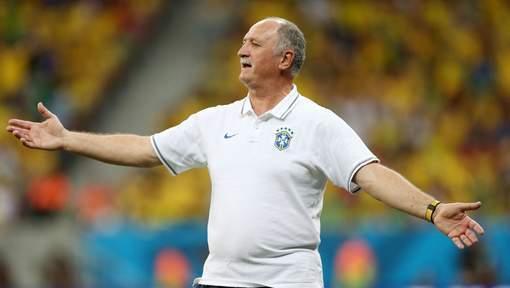 Scolari limogé après la campagne désastreuse du Brésil