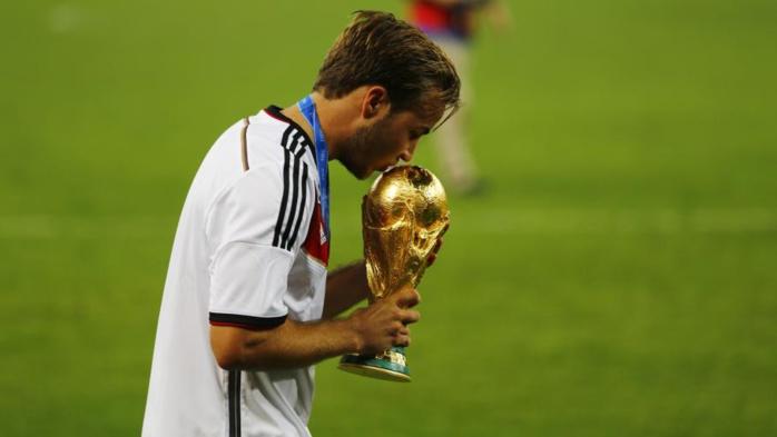 Coupe du monde : Mario Götze, la revanche de l'enfant prodige