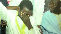 Elu maire de M'backé, Abdou M'backé N'dao fond en larmes