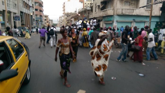 Les images du Ndogou des Pro-Karim Wade