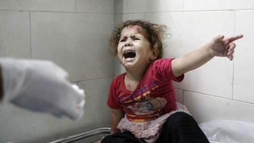 Le bilan s'alourdit à Gaza