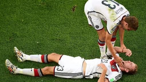 """Christoph Kramer : """"Arbitre, je dois savoir si c'est vraiment la finale du Mondial"""""""