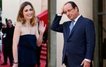 Julie Gayet ne voudrait plus jouer la maitresse cachée de François Hollande