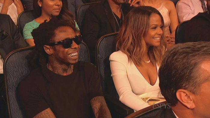 Lil Wayne officiellement en couple avec Christina Milian
