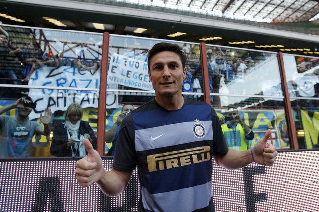 Zanetti violemment agressé en Argentine