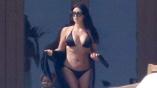 L'étrange régime de Kim Kardashian
