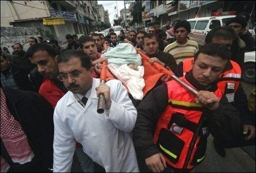 Gaza: le bilan dépasse les 400 morts palestiniens