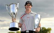 Golf: Rory Mc ilroy permet à son père d'empocher 126.000 euros grâce à un pari vieux de dix ans