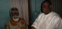 Bertrand Diamacoune et Abdoulaye Baldé