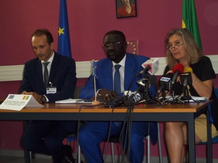Programme de relance et d'accélération de la cadence de l'agriculture sénégalaise : L'Union Européenne annonce un apport de 73 milliards FCFA