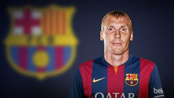 Jérémy Mathieu au Barça, c'est officiel