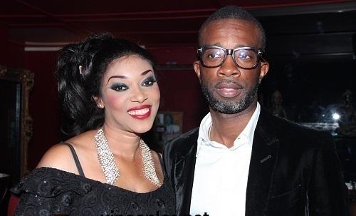Bouba Ndour et Fat Fall Ballago : Un joli couple!