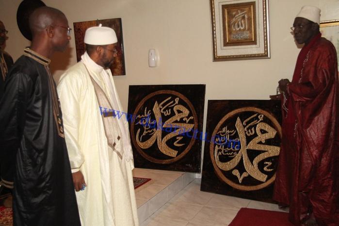 Images Symboliques de la Nuit D' Al Qadr présidée par Sheikh Alassane Sène à Fann-Hock
