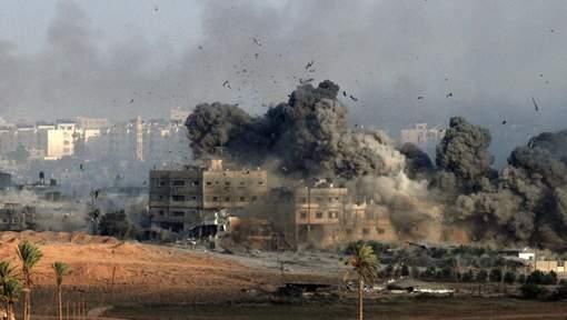 Israël reprend ses opérations aériennes à Gaza