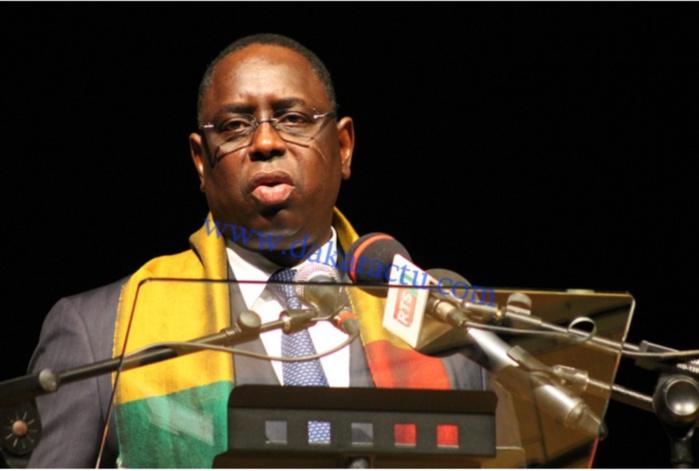 De la durée du mandat  présidentiel :  Macky respectera bien son engagement de 5 ans (Jeune Afrique)