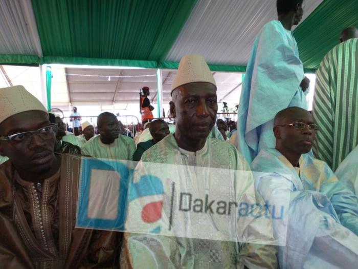 Cheikh M'backé Sakho, conseiller spécial du président Macky Sall chargé des affaires religieuses