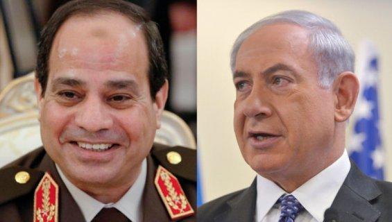 Coalition entre Israël, l'Arabie saoudite et l'Égypte contre Gaza