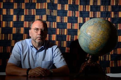 Le découvreur d'Ebola ne craint pas une épidémie majeure hors d'Afrique