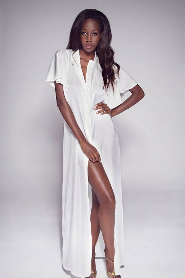 Le Mannequin Khar Ndoye