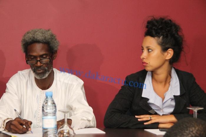 Conference de presse des Avocats de Karime Wade ( les images)
