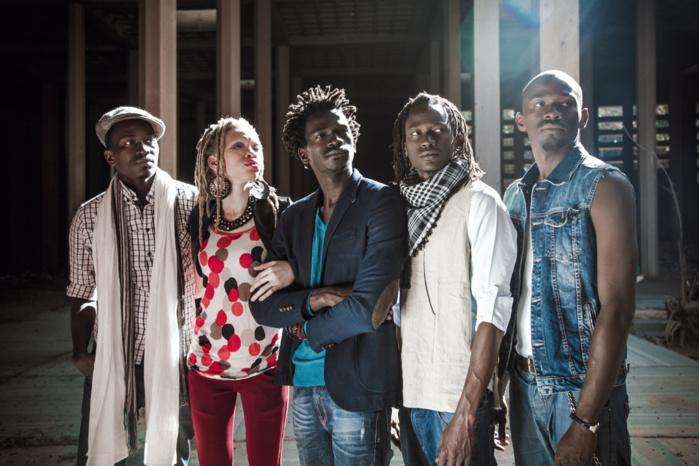 De retour d'une Tournée Européenne et en préparation pour le Tribe One Festival en Afrique du Sud, le « Takeifa » prépare ses notes au Grand théâtre