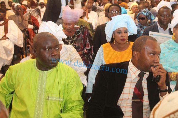 Khalifa Sall réélu maire de Dakar (IMAGES)