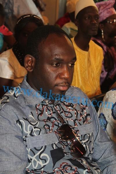 Adama Faye, le petit frère de Marième Faye à l'élection de Khalifa Sall