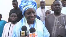 Mimi Touré au Khalife des Mourides : « Vous m'aviez dit d'être véridique, je le suis restée »