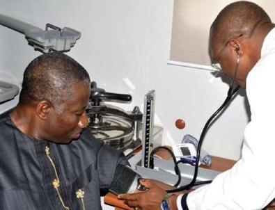 Le Président nigérian Jonathan Goodluck a subi un test Ebola à son arrivée au sommet Etats-Unis-Afrique