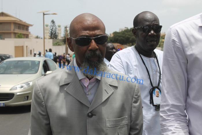Procès Karim Wade : Pape Samba M'boup a lui aussi fait le déplacement au Tribunal