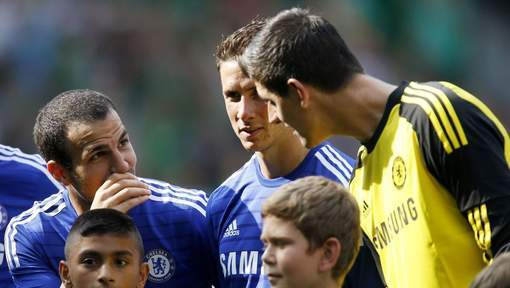 Thibaut Courtois a impressionné José Mourinho