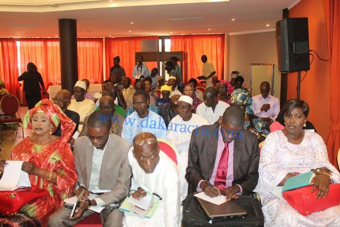 Les images de la cérémonie d'installation et de lancement des activités du Comité ad hoc préparatoire de la participation des Femmes au XVe Sommet de la Francophonie