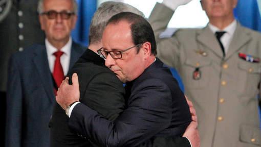Hollande appelle à un cessez-le feu à Gaza