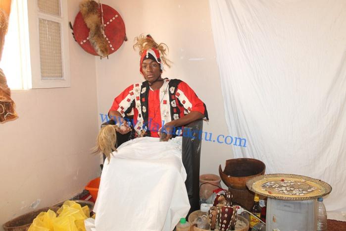 Exclusif : Idrissa N'diaye, «petit fils de Leuk Daour», révèle :  « Quatre proches du président Macky Sall complotent contre lui (…), ses ministres se font une rude guerre mystique (…), le mystique est aussi très présent au procès de Karim (...)