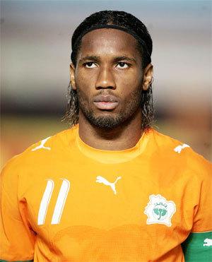 Didier Drogba met fin à sa carrière internationale