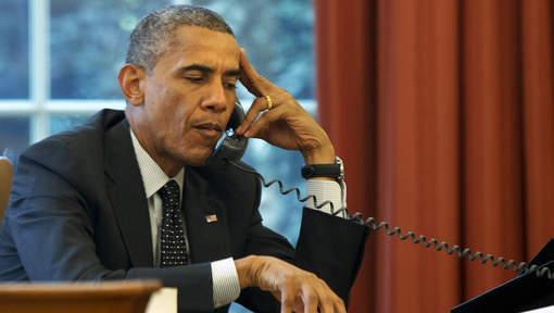 Barack Obama part en vacances, comme prévu