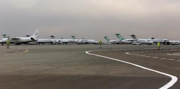 Iran: 38 morts dans l'accident d'un avion à Téhéran