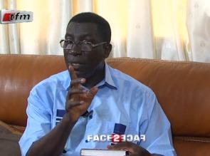 Emission Face2face Avec Le Professeur Malick N'diaye du dimanche 10 août 2014