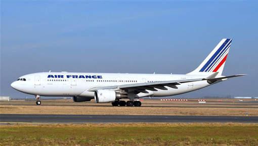 Atterrissage d'urgence d'un vol d'Air France