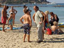 """François Hollande passe des vacances """"en toute discrétion"""" dans le Sud Est"""