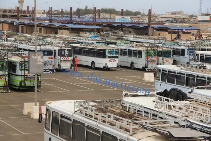Les images de l'inauguration de la gare routière interurbaine des baux maraichers