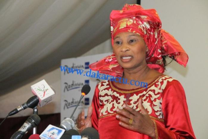 Aissata Tall Sall déclarée perdante : « Je suis et je reste maire tant que le recours ne sera pas vidé par la Cour Suprême! »