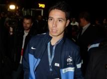 Samir Nasri  violemment insulté par les supporters d'Arsenal !