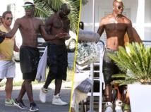 Mario Balotelli sans Fanny mais avec son frère, le beau gosse prend du bon temps en Toscane !
